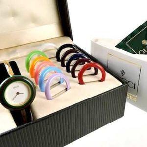 Authentic GUCCI Vintage Interchangable Bezel Watch